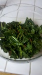 Chipotle Bacon Kale Chips